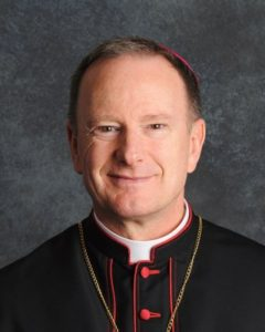 Bishop Michael Barber