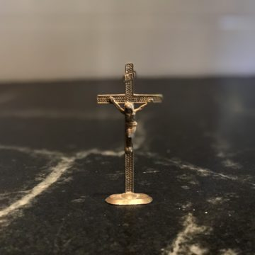 Frank La Rocca: The Crucifix and the Crack in the Door (Part 2)