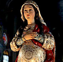 The Love Song of Our Lady of O